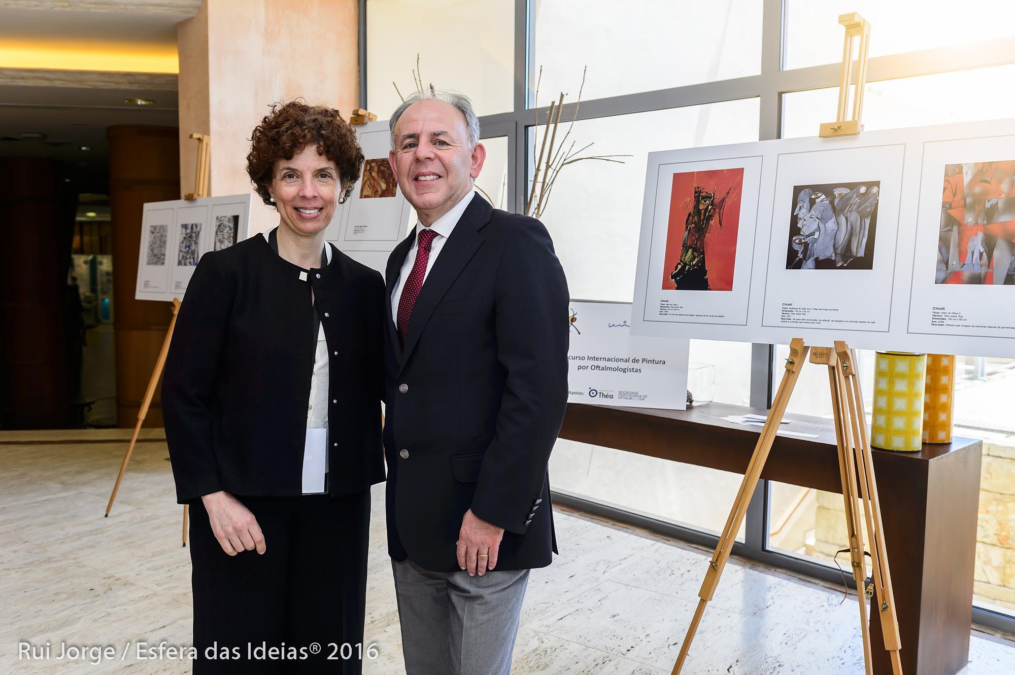 Miradas Concurso Internacional de Pintura (Fundação Alió- Coordenação Portuguesa)